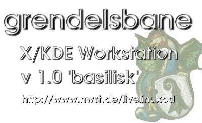 grendelsbane, An Instant Dragon Slaying openMosix Live CD-based Distribution